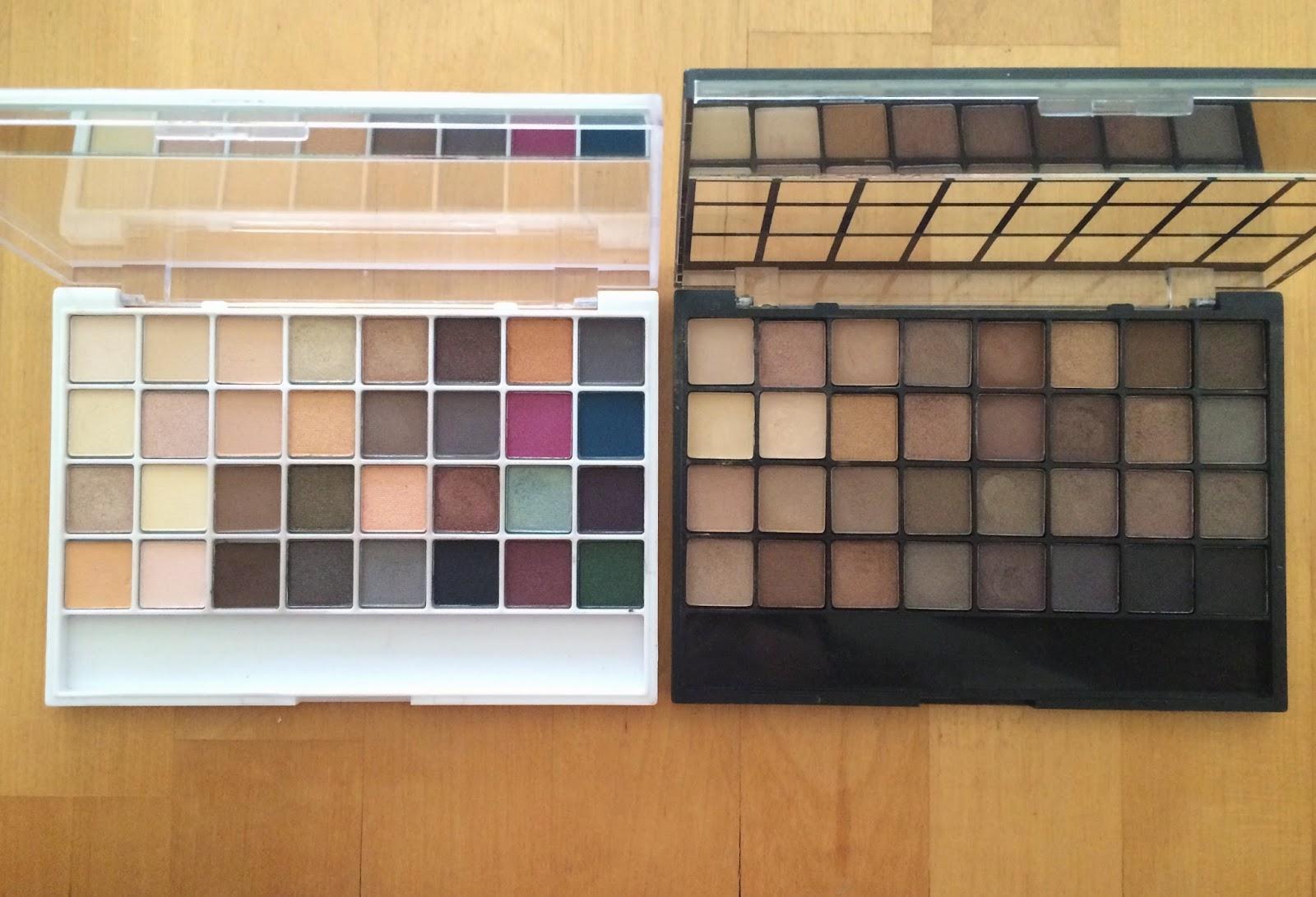 E. l. F. Studio Ojos Endless Pro Mini Paleta Sombra de Ojos - Edición Limitada