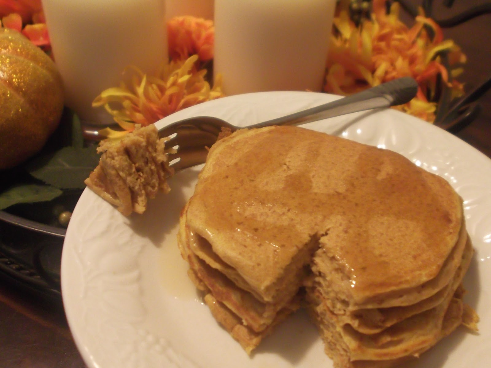 Run Eat Rest Repeat: Pumpkin Protein Pancakes