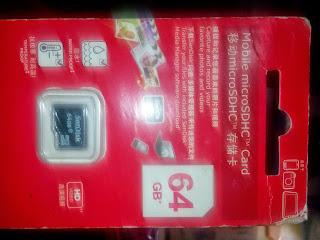 MICRO SD 64GB