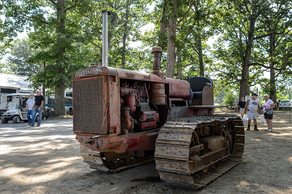 1938 International Harvester Company TD-35
