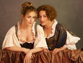 Cristina Marcos y María Adánez interpretan 'La escuela de la desobediencia', basada en textos del Siglo de Oro