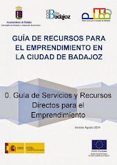 Guía de Recursos para el Emprendimiento en la Ciudad de Badajoz
