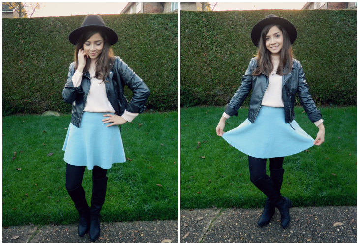 Love From Lisa - The Skater Skirt