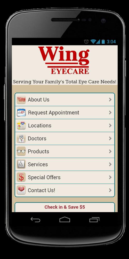 Wing eyecare cincinnati eye doctor blog may 2013 for Wing eyecare