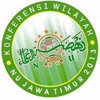 Logo Konferwil NU Jawa Timur 2013