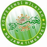 Logo Konferwil NU Jatim 2013