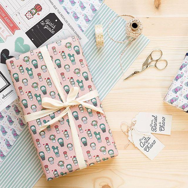 Ninuk ideas para envolver regalos navide os - Ideas para envolver regalos navidenos ...
