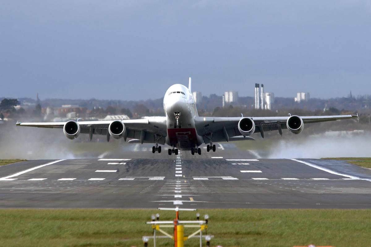Airbus A388 UAE
