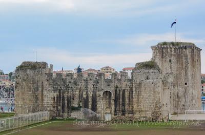 克羅地亞, 塞吉爾, Trogir, Kamerlengo, 嘉瑪蘭高城堡