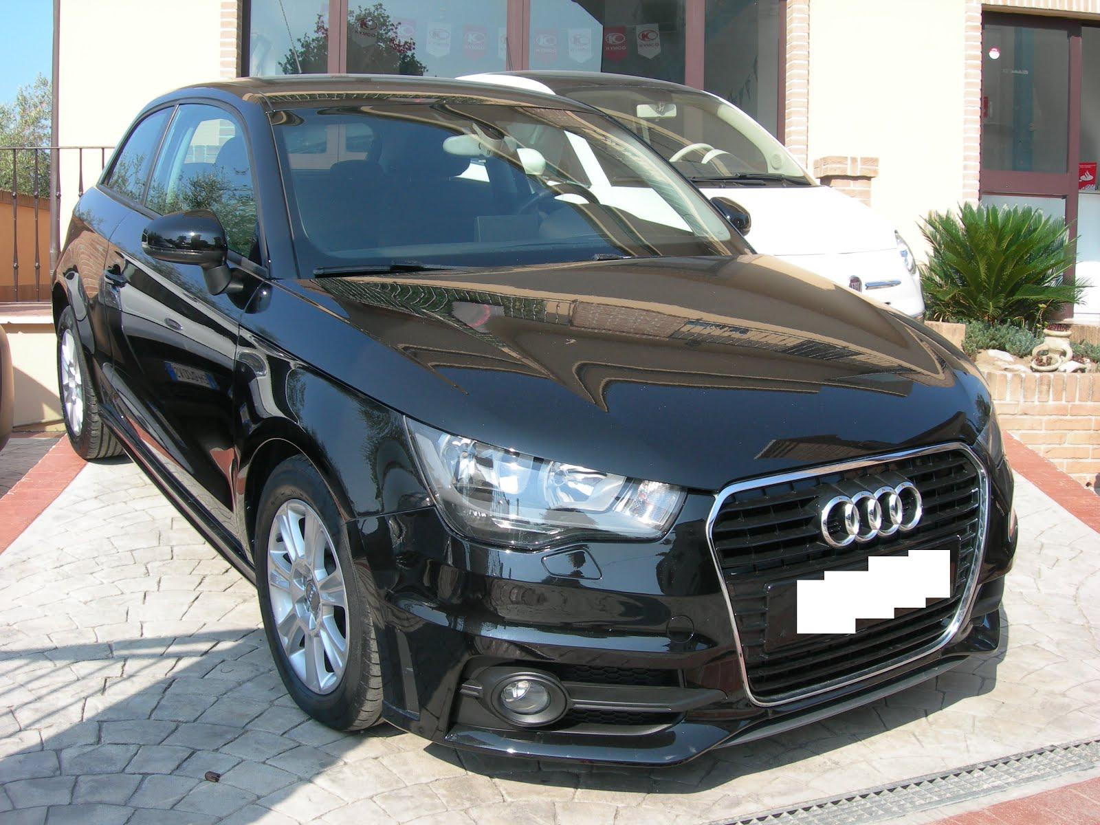 Audi A1 1.6 TDI 90 CV Super Accessoriata con navigatore Anno 2011 Cont.x prezzo