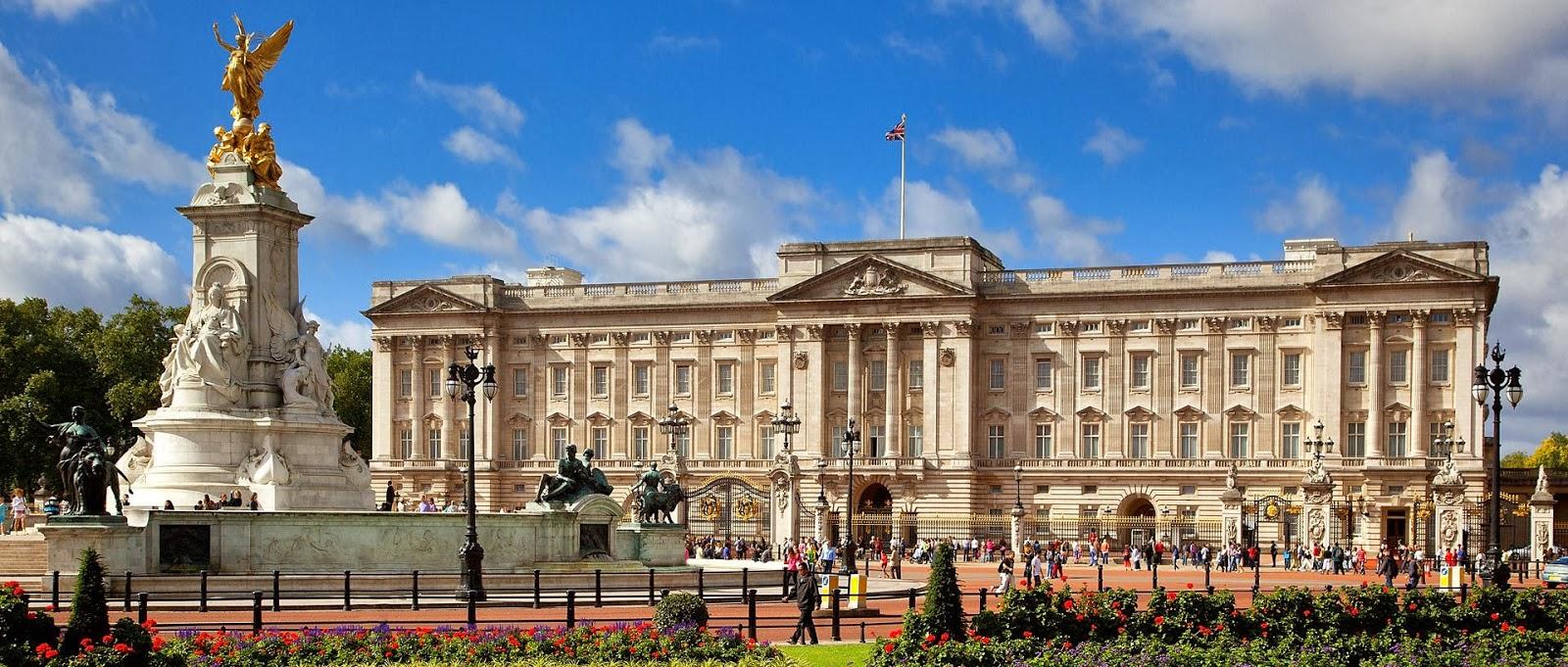 Svirgolettate le 10 citt europee che consiglio di - Buckingham palace interno ...