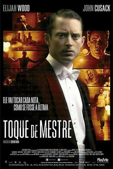 "Poster do filme ""Toque de Mestre"""