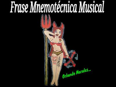Frase Mnemotécnica Musical