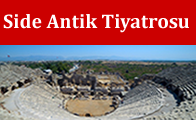 Side Antik Tiyatrosu