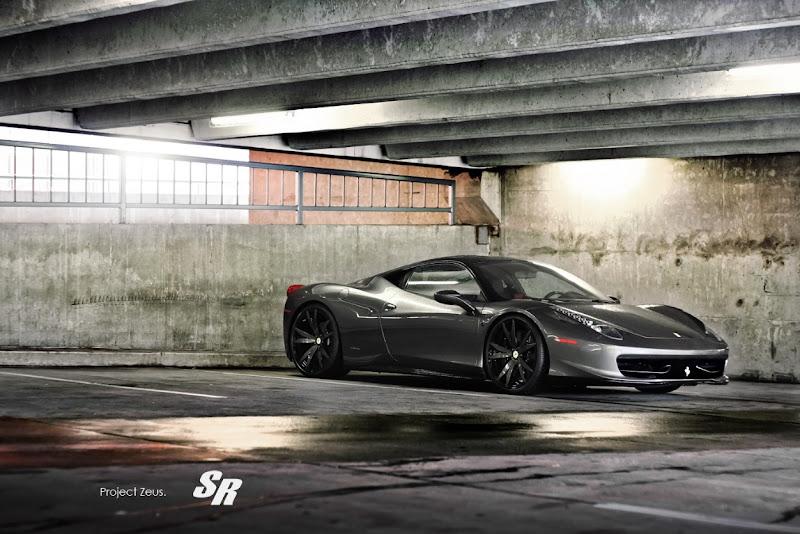 2011 SR Project Ferrari 458 Italia Zeus
