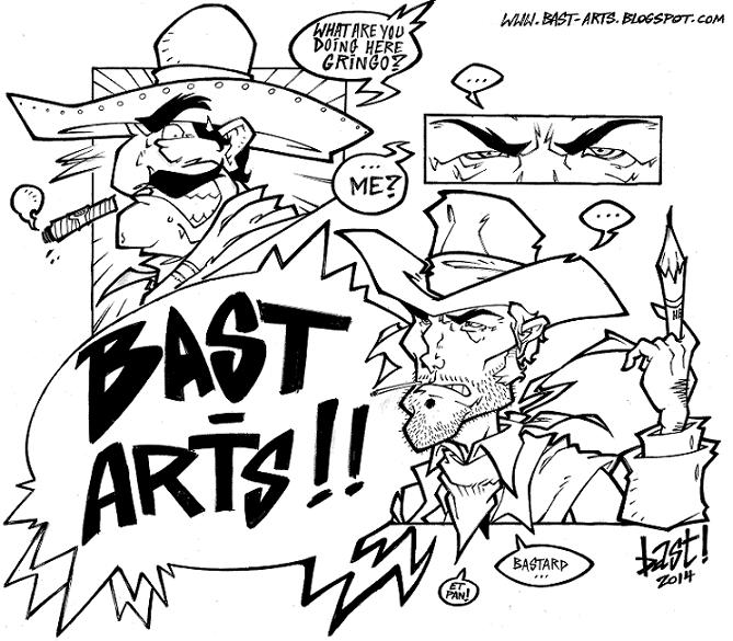 Bast-Arts !!