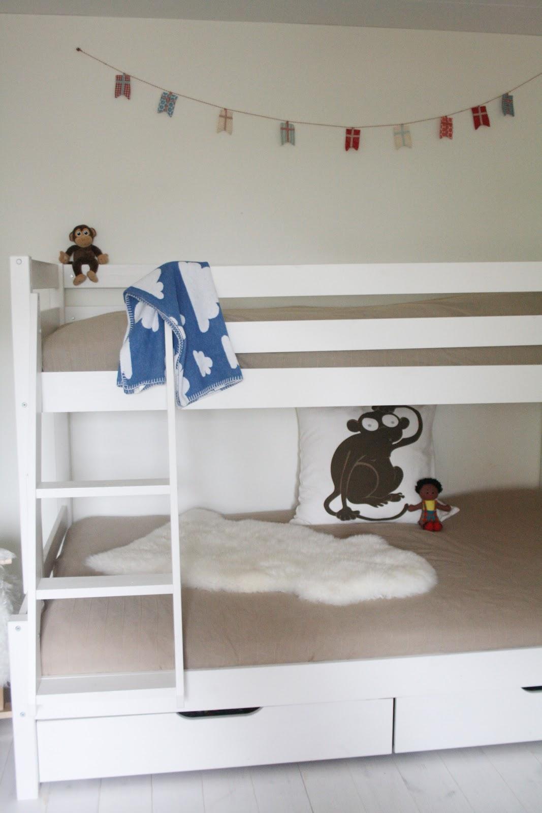inreda barnrum våningssäng