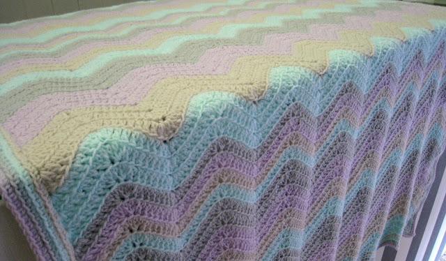 Al sol a mano mantas ii for Mantas de lana hechas a mano