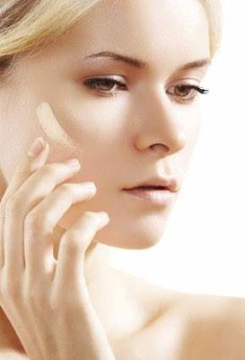 9 نصائح مهمة لوضع مسحوق الأساس - كريم اساس - foundation makeup skin