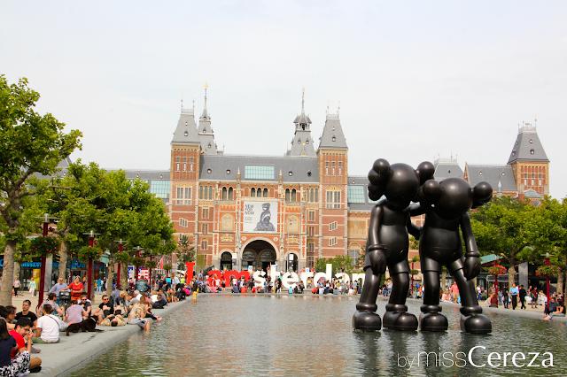 Vacaciones en Amsterdam