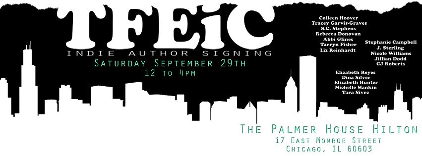 TFEiC Book Signing Event