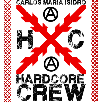 Hardcore Crew Carlox María Isidro