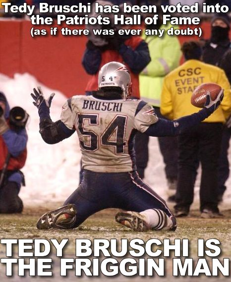 Tedy+bruschi+patriots+hall+of+fame