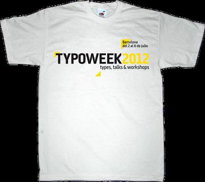 typoweek typography bau autobombing t-shirt ephemeral-t-shirts