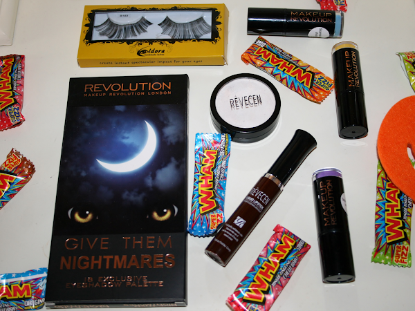 Beauty Must Haves For Halloween ♥