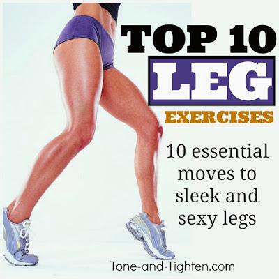 Top 10 Best Leg Exercises