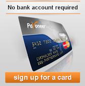 Payoneer Debit Master Card