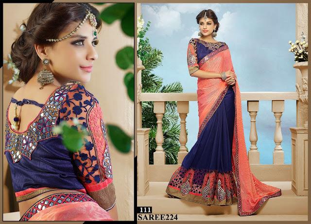 Buy Sarees, Designer & Bridal Sarees Online