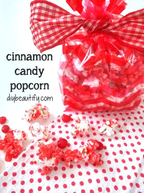 cinnamon candy popcorn
