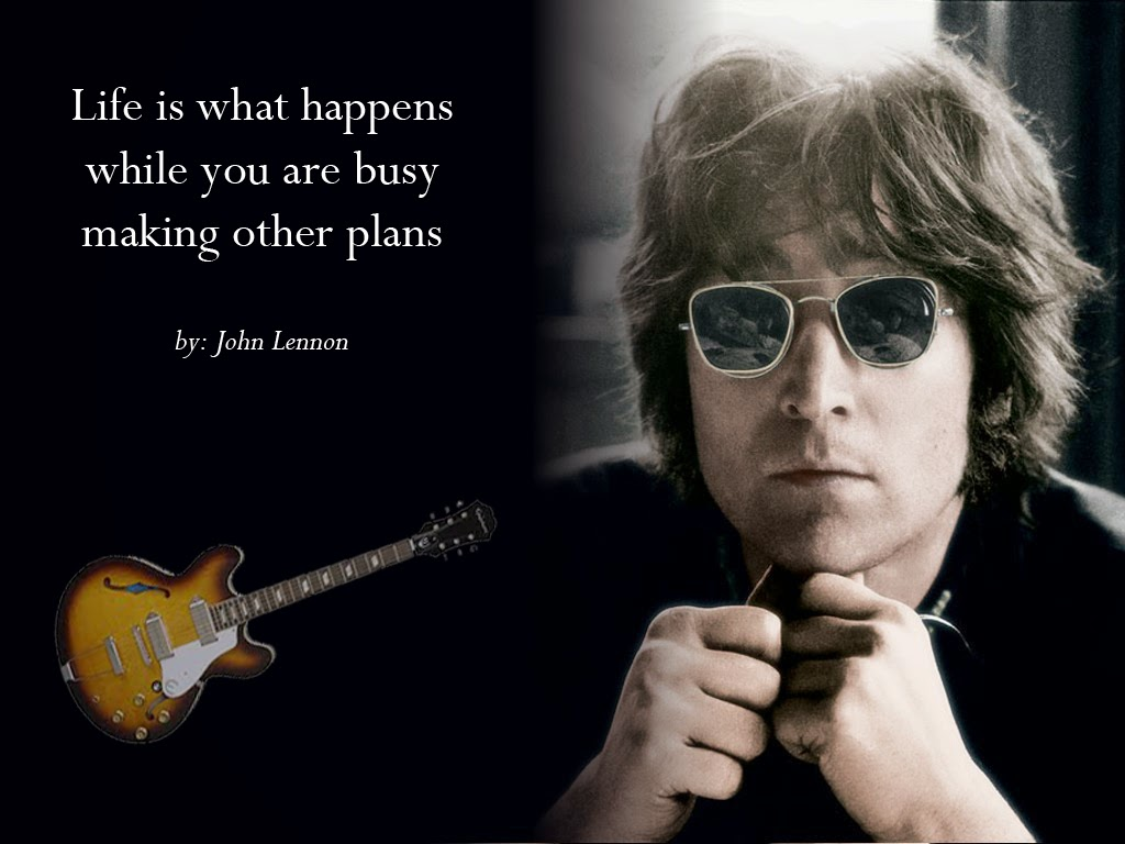 Famous Quotes By Musicians John Lennon
