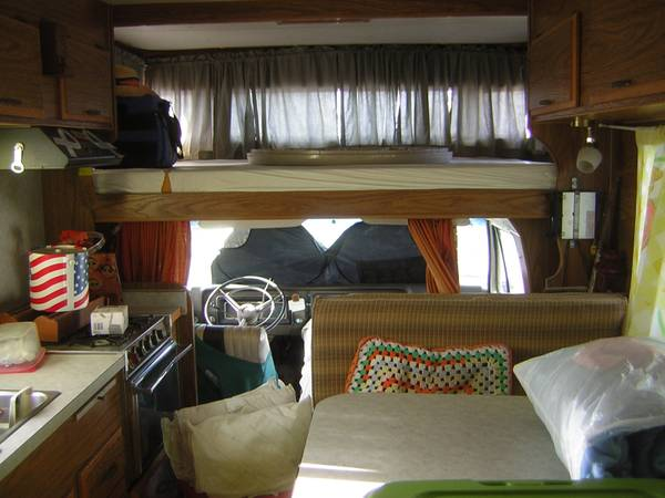 Used RVs 1970 Ford Motorhome For Sale For Sale by Owner
