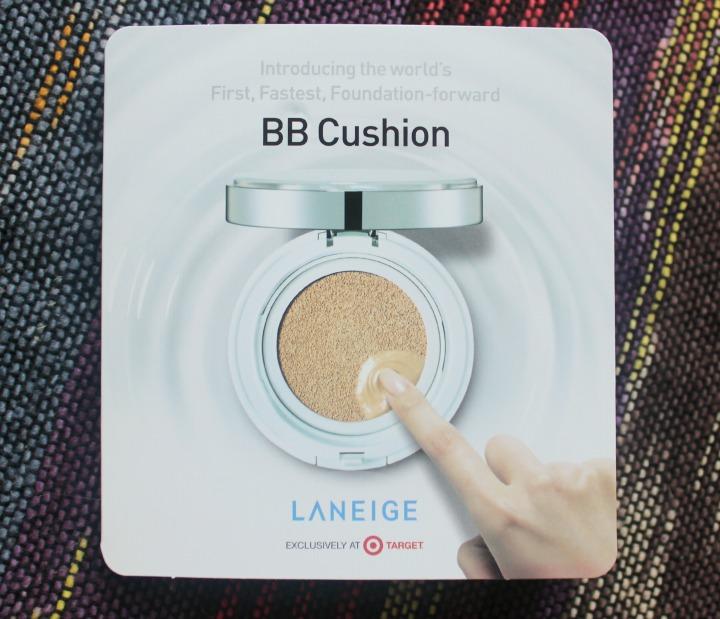 laneige bb cushion sample target