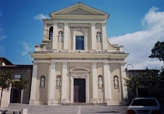 Basílica de San Valentín, Termi, Italia