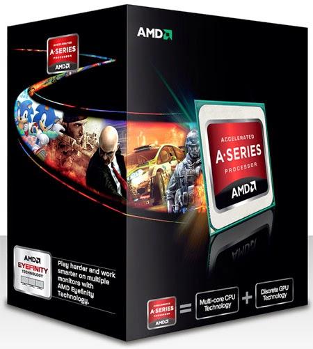 Daftar Harga Processor AMD Phenom, Athlon Terbaru 2015
