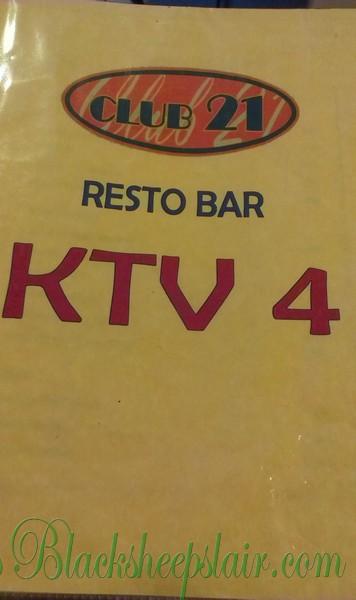 Club 21 Resto Bar
