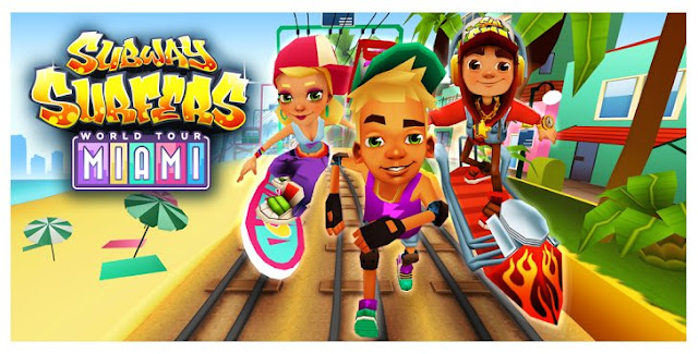 Subway Surfers is awesome Temple Run alternative Android game gets