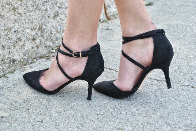 asos heels, season 2013/14 asos, new heels, pointy heels, strappy heels asos, fashion blogger, fashion blog