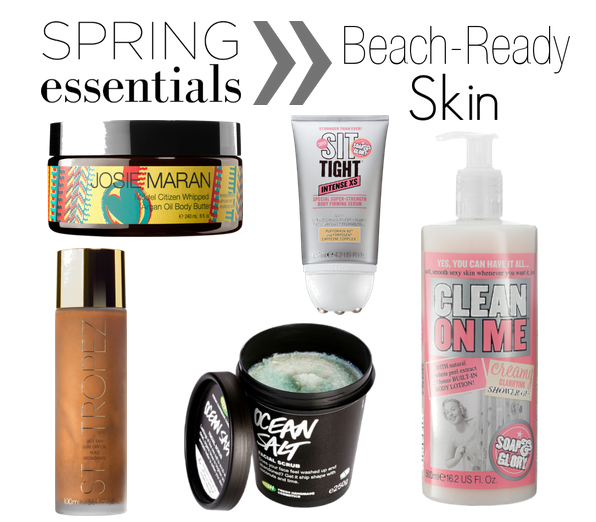 Skincare Prep, Prep for Summer, Beauty Products to Help you Get Bikini Ready, Summer Skincare, How to prep for summer