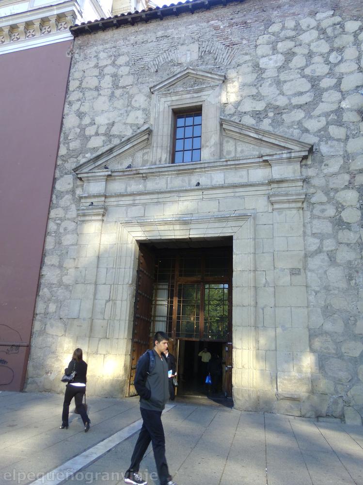 Iglesia San francisco, Santiago de Chile, Chile