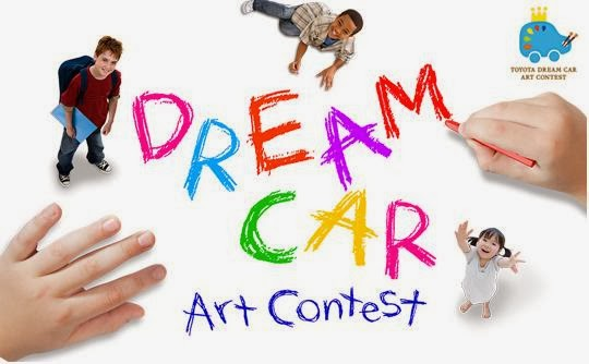 Dream Car Art Contest Toyota