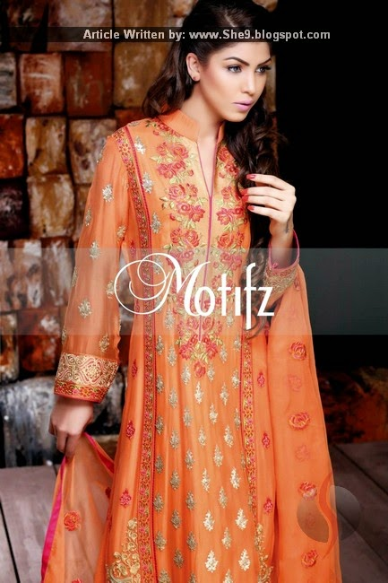 Motifz Summer 2015 | Crinkle Chiffon Collection Vol-3