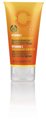 Linha Vitamina C de The Body Shop®