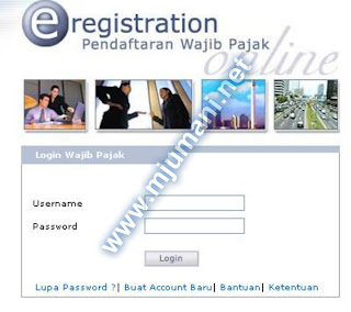 e-reg npwp