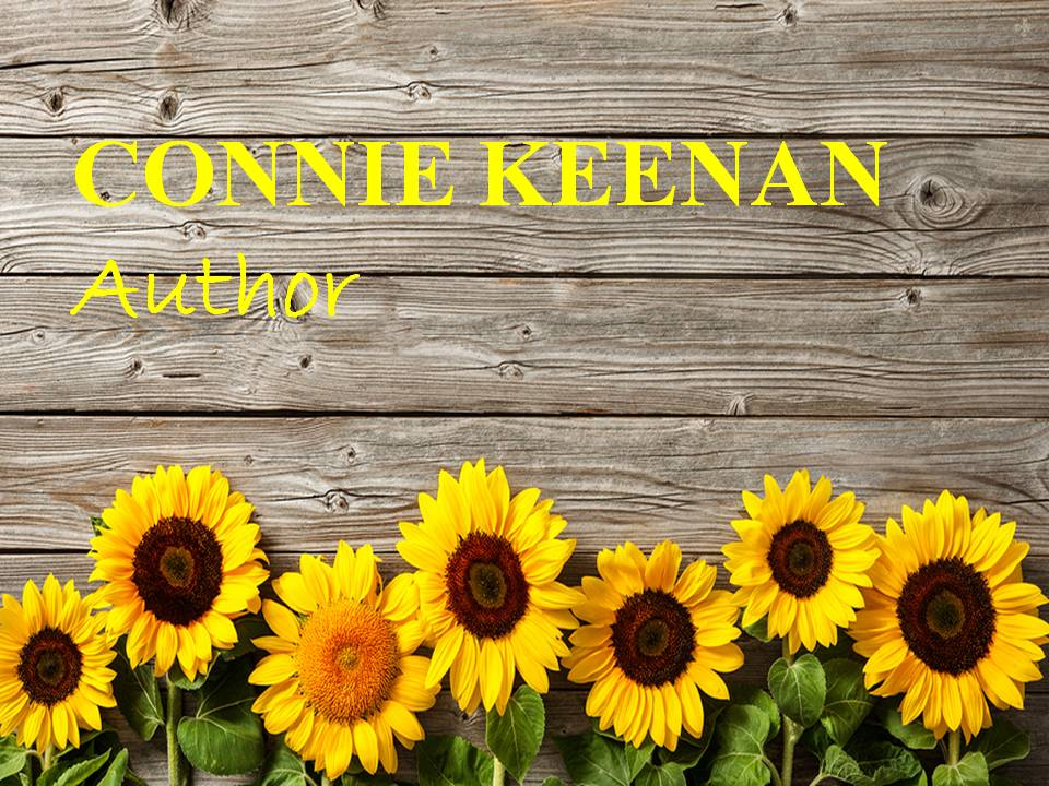 Author Connie Keenan