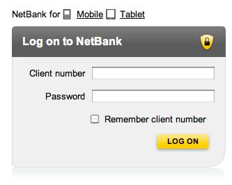 www.netbank.com.au - Login Netbank Commonwealth Logon