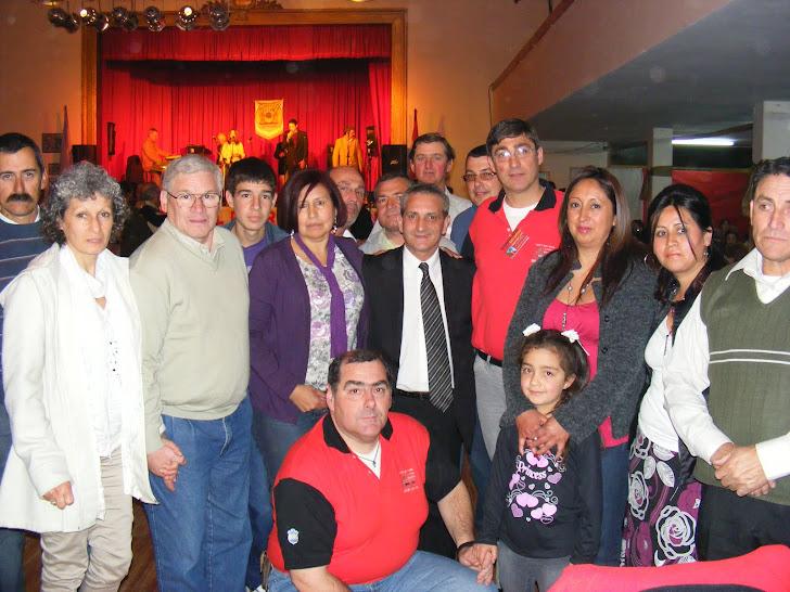 El Sr. Luis Calabrese y el Grupo ECO RADIO